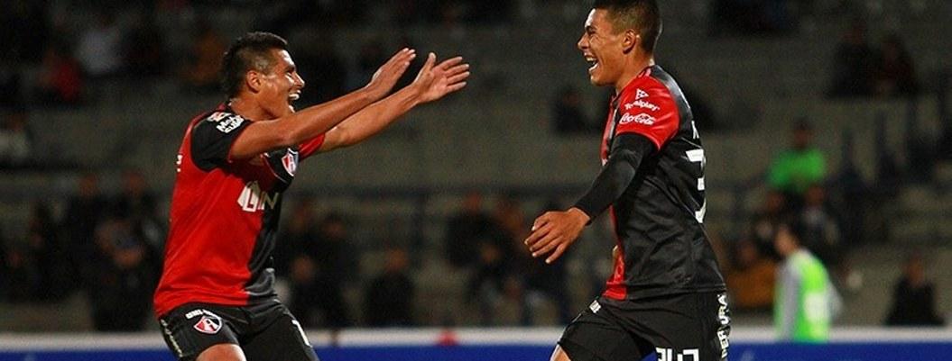Atlas se mantiene con vida en la Copa MX tras voltereta a la U de G