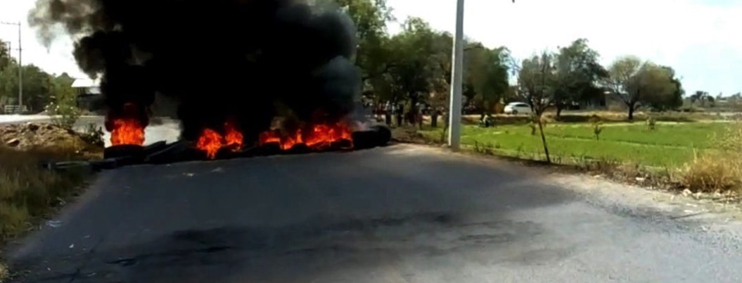 Expulsan a militares del bastión del cártel de Santa Rosa de Lima
