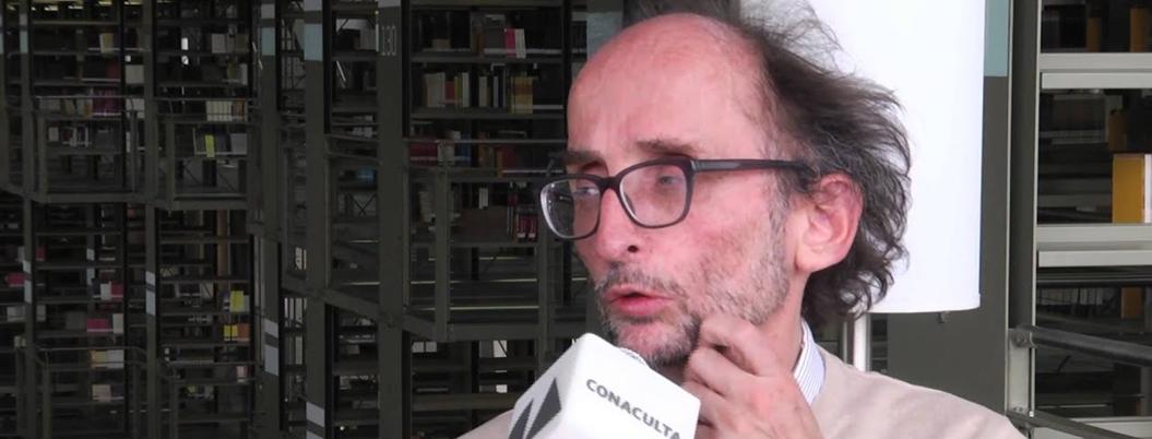 Danel Goldin no quiere saber más de la biblioteca Vasconcelos