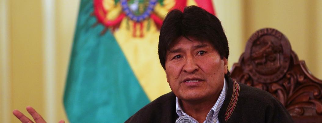 Evo Morales anuncia su último mandato si gana elecciones
