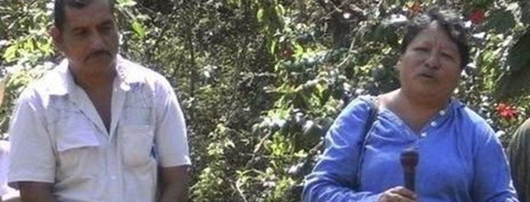 Marcial Bautista y Eva Alarcón cumplen siete años desaparecidos