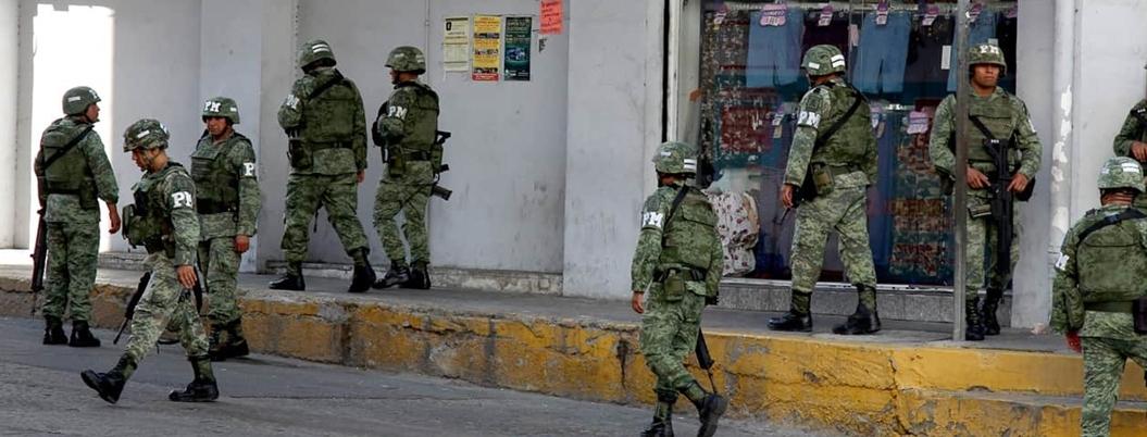 """""""Guardia Nacional agrava militarización de México"""", alertan"""