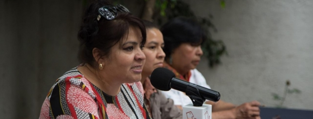 Nestora pide a FGR investigar a Seguridad Pública de Guerrero