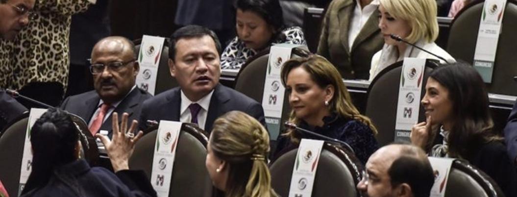 Oposición votó contra la eliminación del fuero de funcionarios