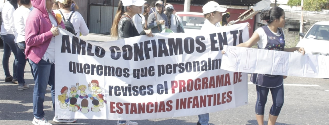 Lluvia de protestas y solicitudes le cae a AMLO en Iguala