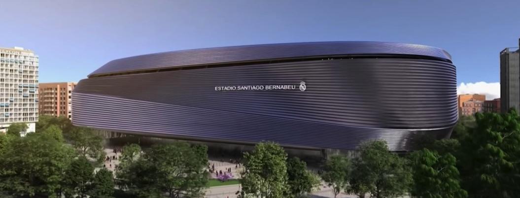Slim se ofrece para remodelar el Santiago Bernabéu (video)