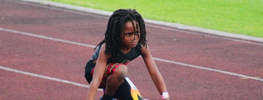 Niño de 7 años rompe record mundial en 100 metros; se acerca a Bolt