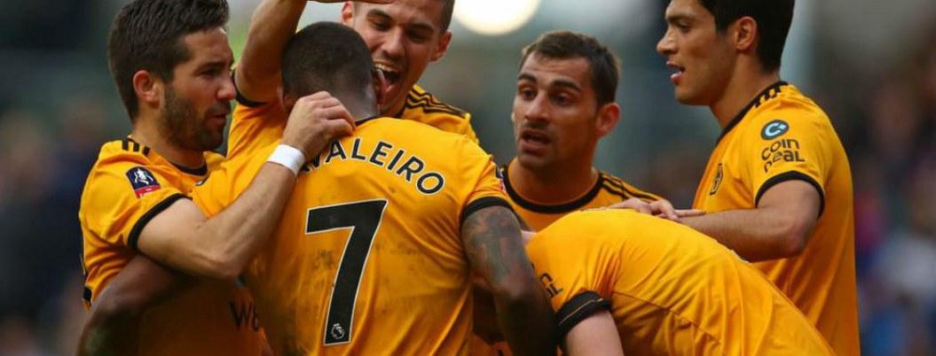 Raúl Jiménez y los Wolves en cuartos de final de la FA Cup