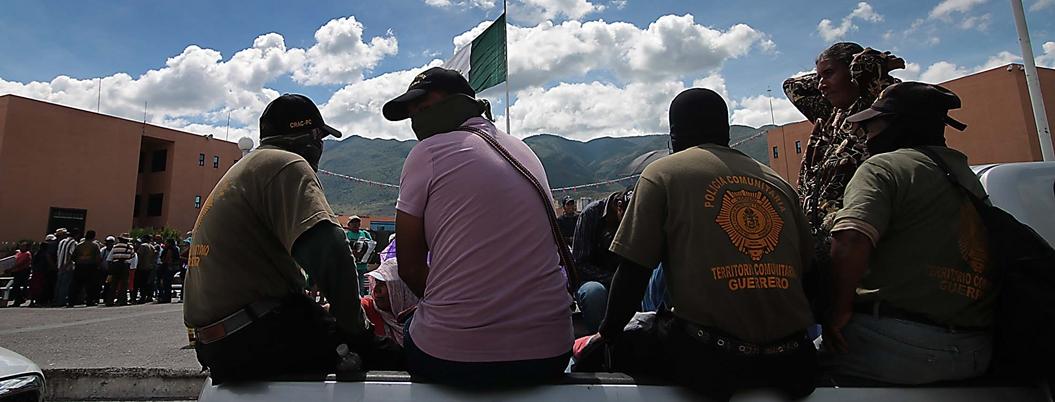 CRAC libera a mando policiaco y seis agentes en Chilapa