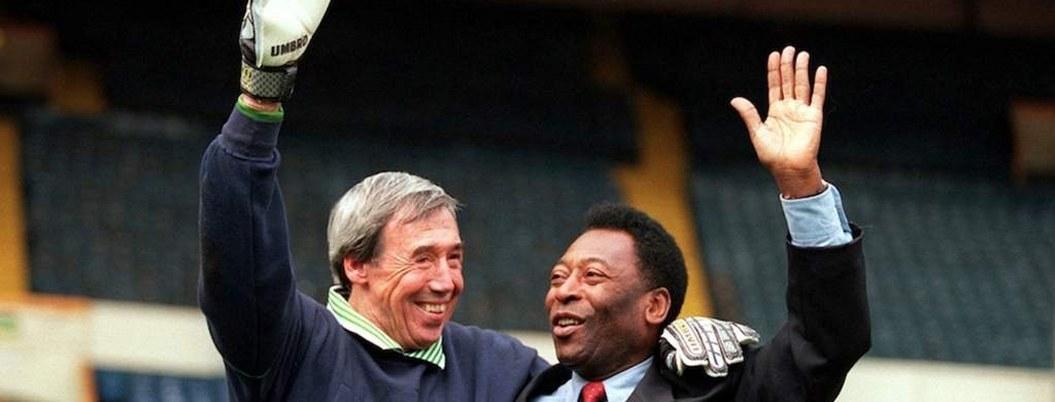 Fallece Gordon Banks, leyenda inglesa que paró a Pelé