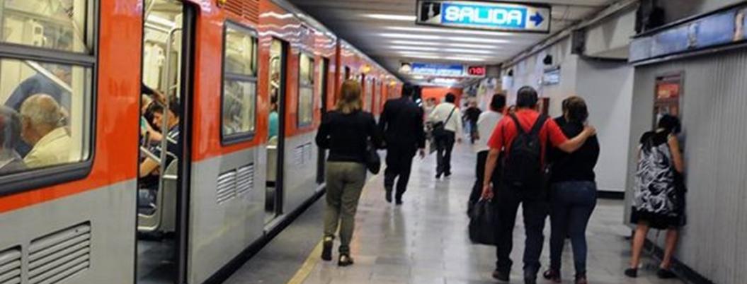 Así operan los agresores de mujeres en el Metro de la CDMX