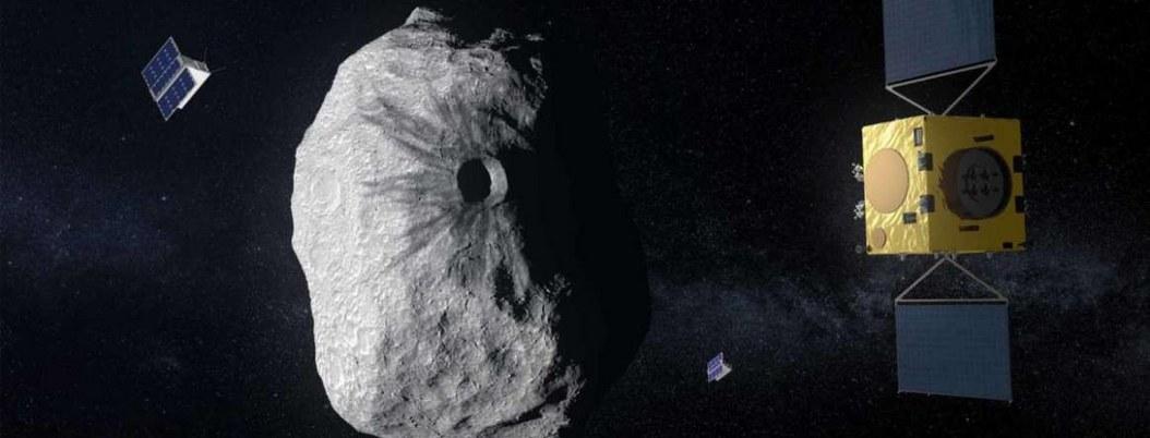 Misión espacial europea llegaría a asteroide pequeño jamás visitado