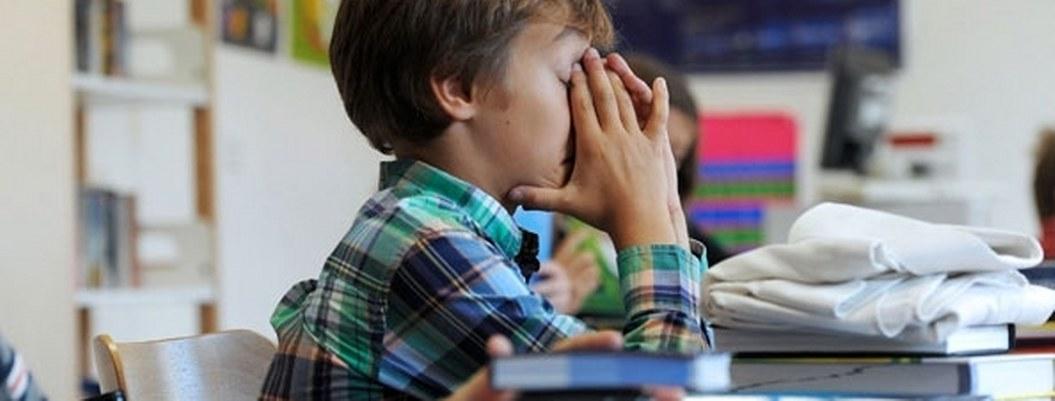 Con diagnóstico impreciso, 90% de niños con déficit de atención