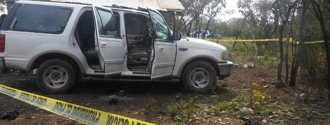Rescatan secuestrado en Tamaulipas pero agresores huyen de policía