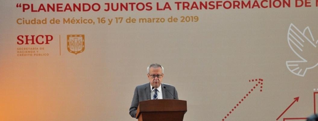 """PND busca garantizar derechos básicos de mexicanos"": Urzúa"