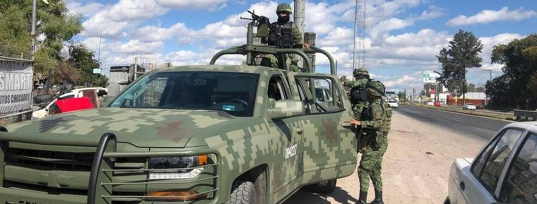 Guardia Nacional mata a niño de tres años; lo atropella