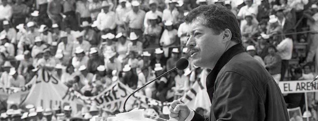 Estado mexicano espiaba a Colosio muchos años antes de ser candidato