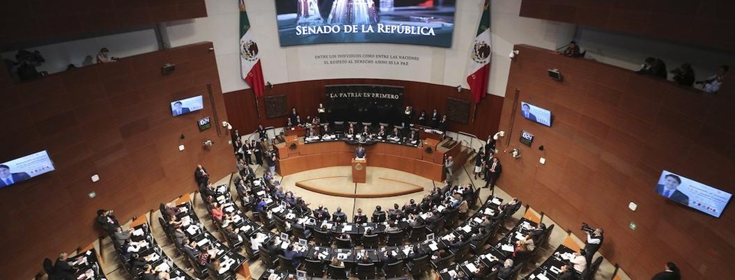 Senado abordará austeridad, revocación y consulta en junio