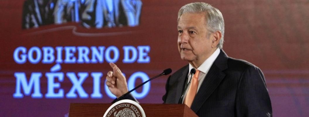 Amnistía e Indulto, propuestas de AMLO en Plan Nacional de Desarrollo