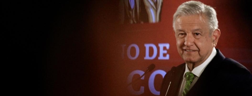 """AMLO celebra que EU elimine aranceles: """"Libre comercio sí"""", expresa"""
