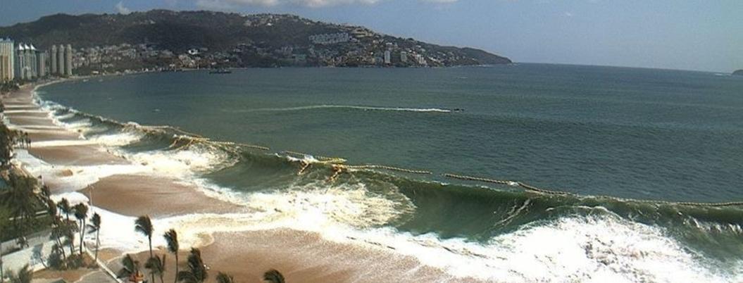 Terremoto de 7.6 grados provocó un tsunami en Acapulco hace 112 años
