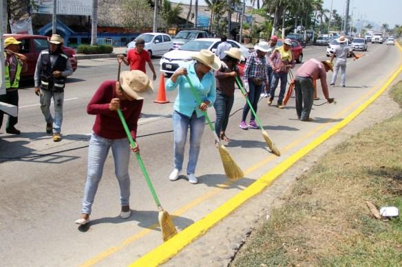 Brigadas de mejoramiento urbano