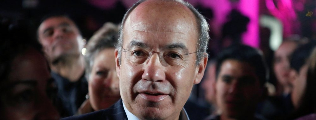 Arranque de gobierno de AMLO ha sido el peor en 25 años: Calderón