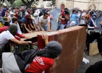 Honduras Protestas por reformas