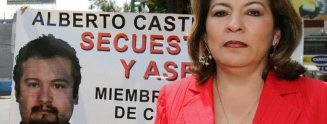 Isabel Miranda sí ataca a la prensa que le desenmascara el teatro