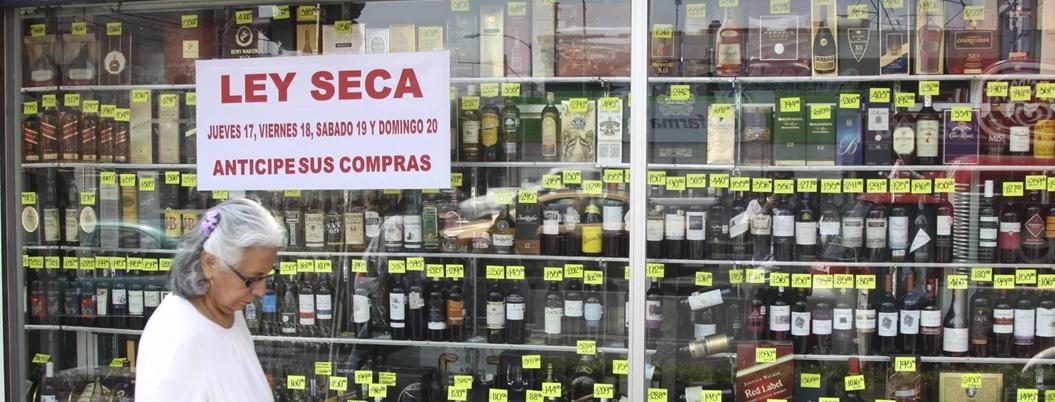 Ley Seca se aplicará hasta el próximo domingo en Iztapalapa