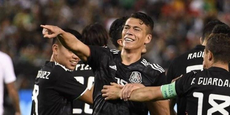 México rivales