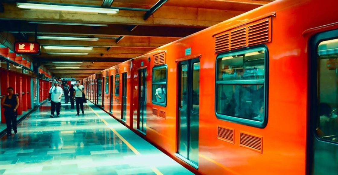 Detienen a dos robacelulares en el Metro de la CDMX