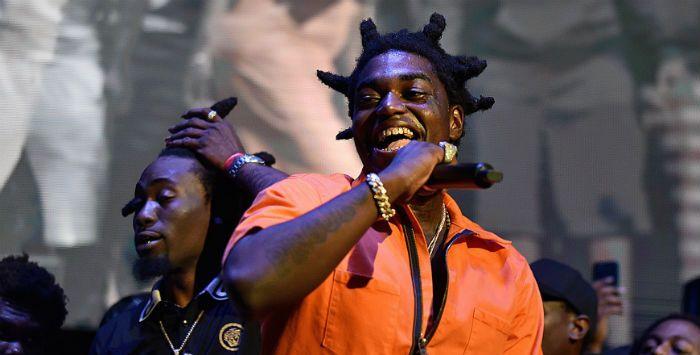Arrestan otra vez al rapero Kodak Black por posesión de armas y drogas