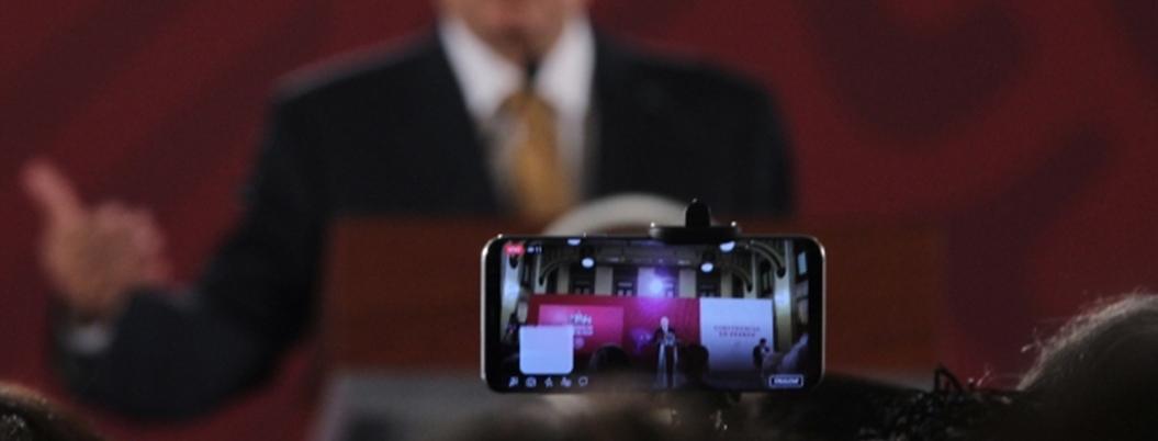 """""""Tenemos finanzas sanas, inversores confían en el país"""": Obrador"""
