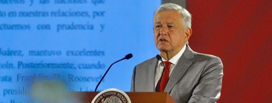 """Lomelí enfrentará la ley si cometió corrupción"", insinúa Obrador"
