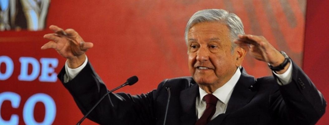 Andrés Manuel recomienda terapias para purificar a los corruptos