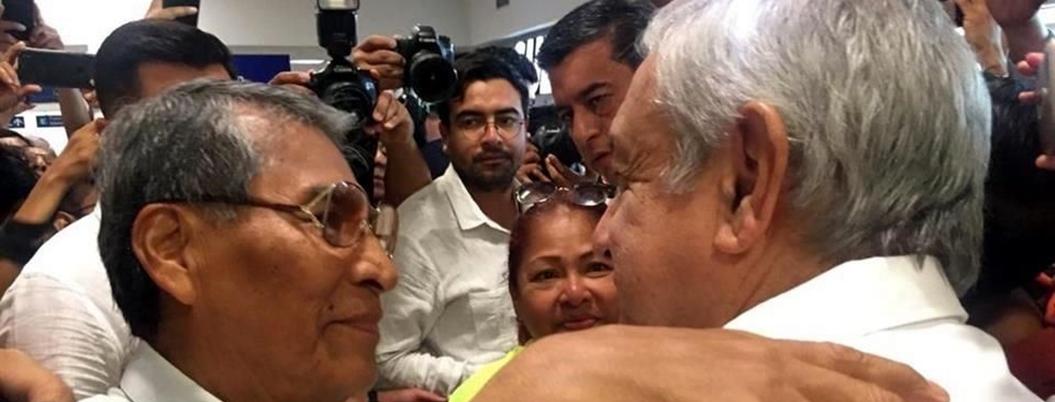 """""""Antes, los de arriba se servían con la cuchara grande"""": Obrador"""