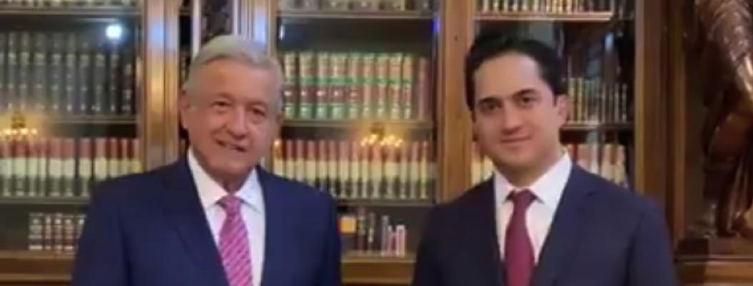 Banobras logra ganancias por 3 mil mdp; López Obrador lo celebra