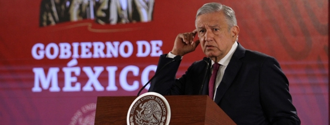 """""""Delincuencia disminuirá en 6 meses"""", asevera Obrador"""