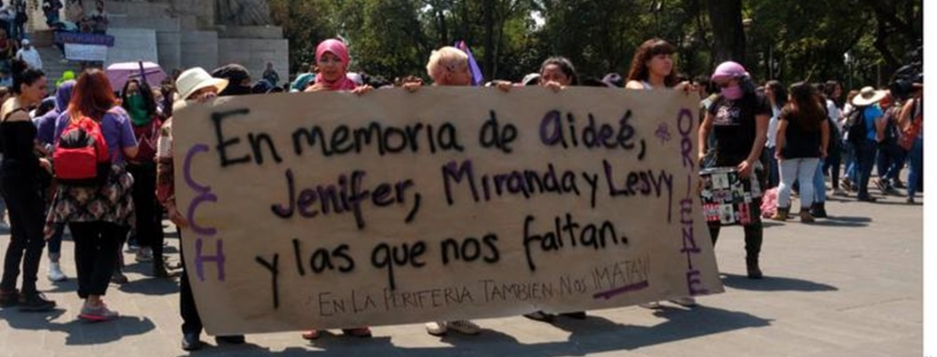 Asesinato de Aideé confirma que sistema judicial mexicano está podrido