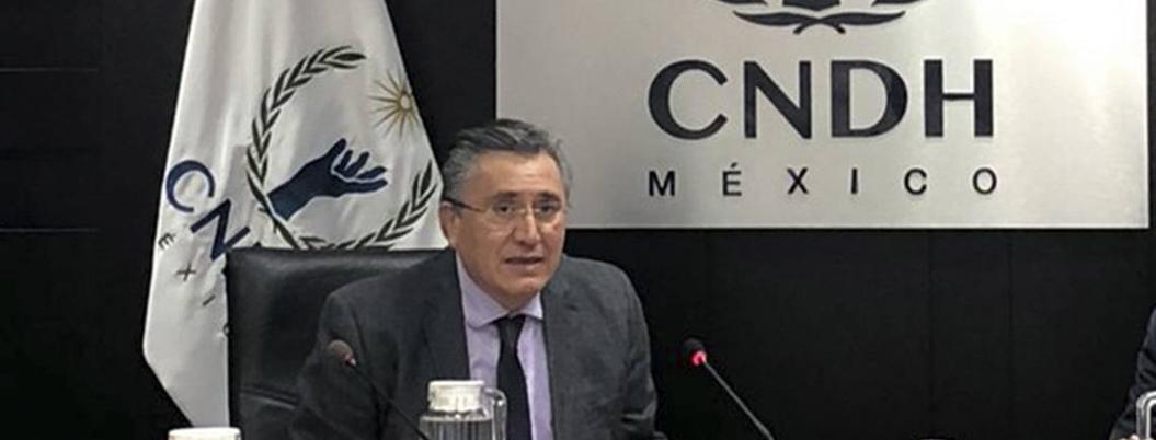 """""""Gobierno debe crear empleos dignos que acaben con la pobreza"""": CNDH"""