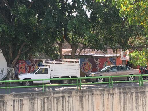 Camioneta muertos Chilpancingo 1