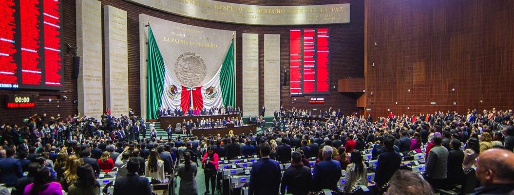 Cámara de diputados respalda respuesta de AMLO a bajezas de Trump
