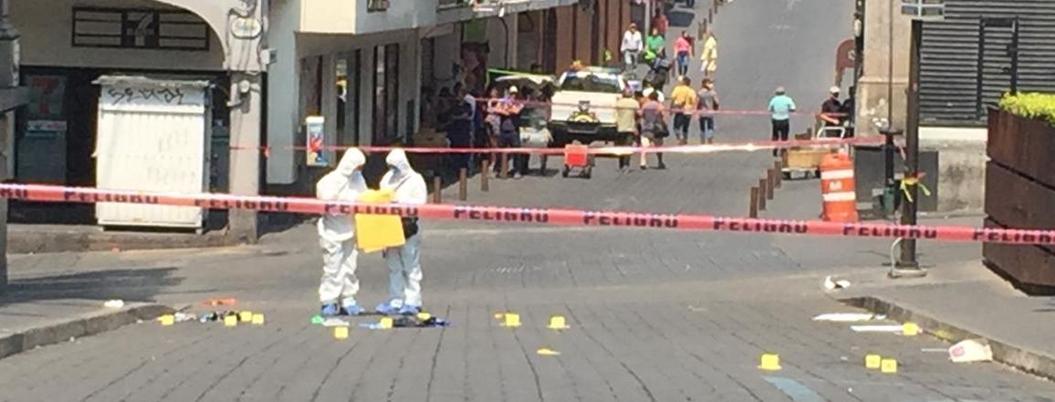 Disputas entre criminales aterrorizan a Cuernavaca