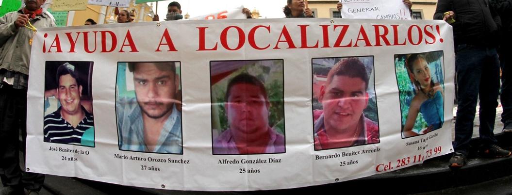 """""""Autoridades están en deuda con familiares de desaparecidos"""": ONU"""