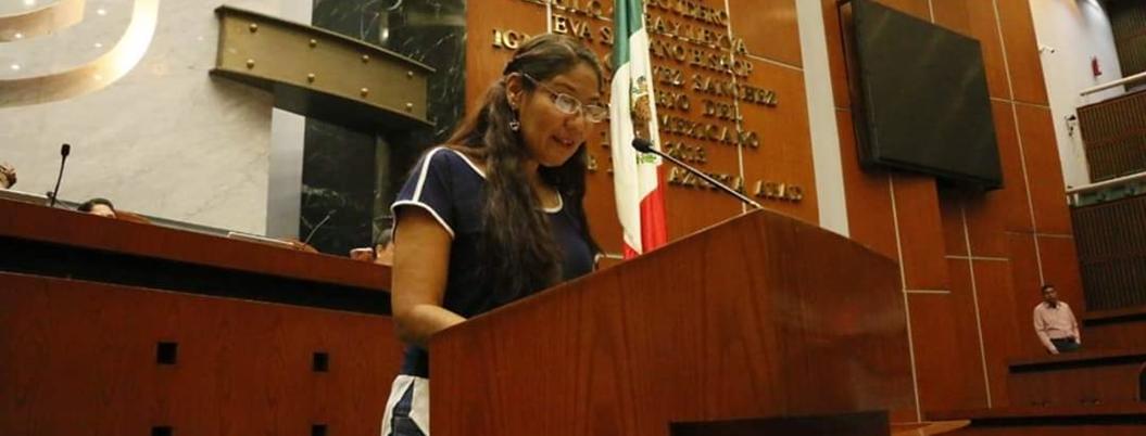 Diputada de Morena pide licencia por asuntos personales