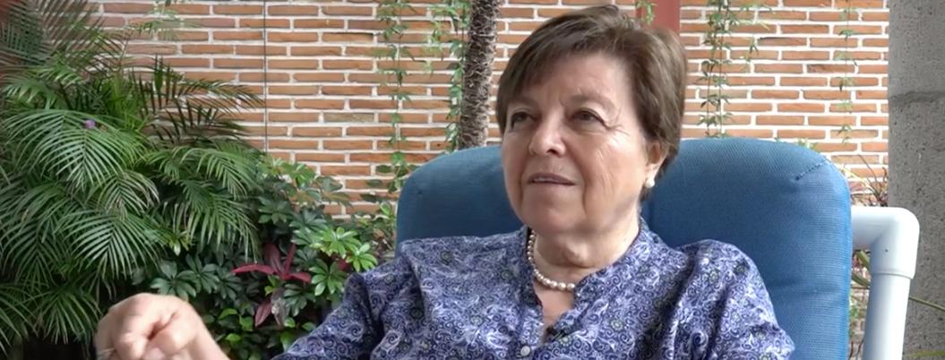 "Elsa Cross recibirá el Premio Iberoamericano ""Ramón López Velarde"""