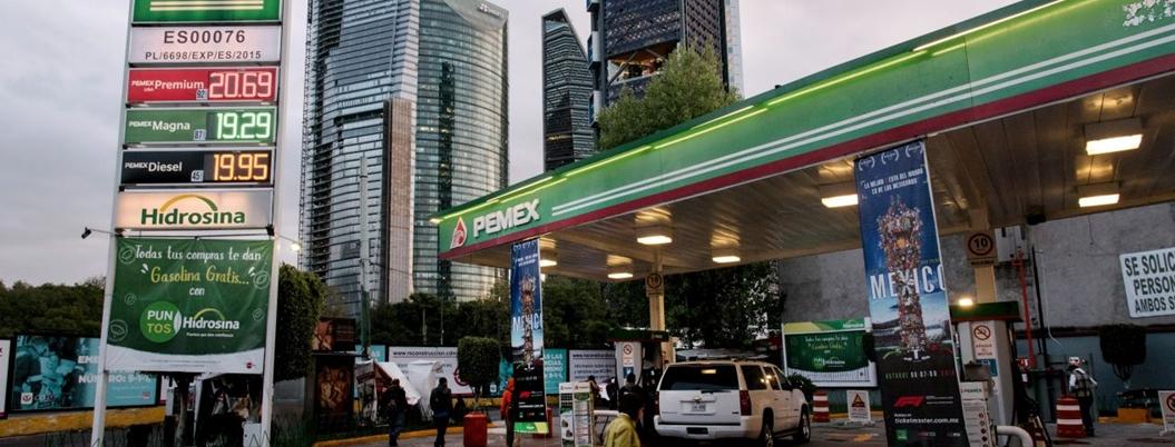 Gasolineras roban más de un litro por cada 20 que le compras