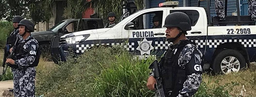 Advierten sobre conflictos entre Guardia Nacional y autodefensas