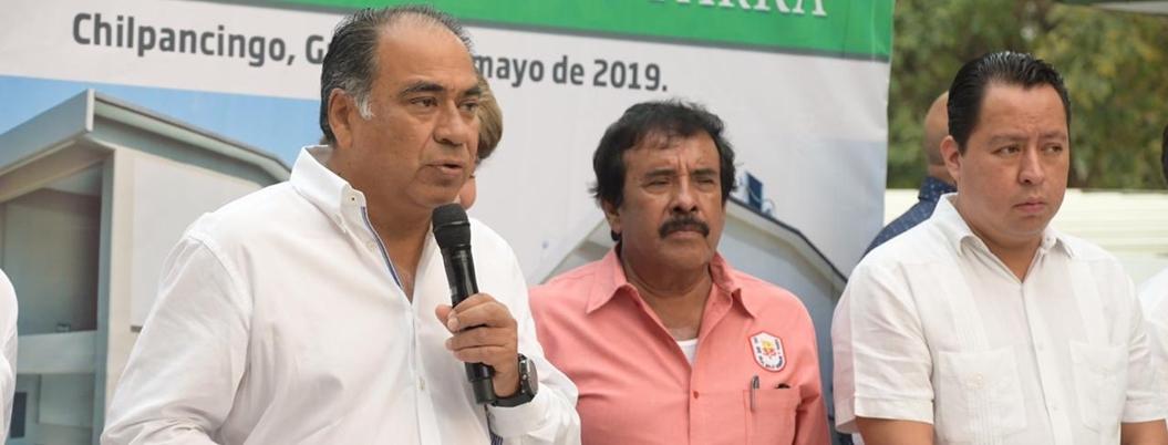 """""""Pobladores deben abonar a la seguridad de Xaltianguis"""": Astudillo"""